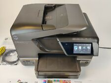 HP Officejet Pro 8600 Plus All-In-One Inkjet Printer - Low Page Count of 2573