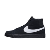 [Nike] SB Zoom Blazer Mid Shoes Sneakers - Black/White (864349-007)