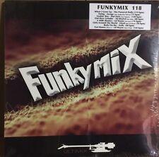 FUNKYMIX 118 LP PUSSYCAT DOLLS DJ KHALED NELLY AKON NEW