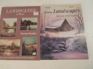 Landscapes Painting Books