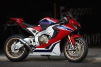 ABS Injection Plastic Fairings Bodywork Kit for Honda CBR1000RR SP Style 17-18
