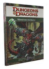 Dungeons & Dragons-D&D-MONSTERHANDBUCH-Rollenspiel-Grundregelwerk-(HC)-neu-OVP