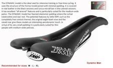 Selle SMP  Dynamic Lady Bicycle Saddle Seat - Black Womens . . Made in Italy