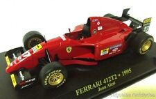 1/43 FERRARI 412T2 Jean Alesi 1995 FORMULA F1 IXO ALTAYA DIECAST
