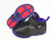 Nike Jumpman Team II Jordan Size 9c Purple Boys Toddler Kids 845203-017