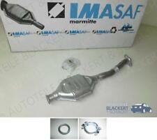 IMASAF Katalysator Citroën Saxo + Peugeot 106 I + 106 II 1.4 + 1.6