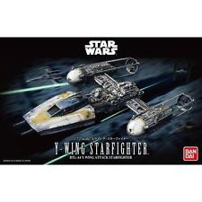 [FROM JAPAN]Star Wars 1/72 Y-wing Star fighter Plastic Model Bandai