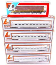 "Lima HO RAILWAYS OF AUSTRALIA ""SOUTHERN AURORA"" Class 44 LOCOMOTIVE & WAGON Set!"