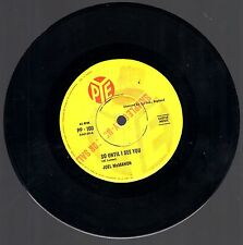 EC JOEL McMAHON So Until I See You / Hillside in Scotland 45 rpm