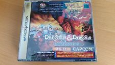 DUNGEONS & DRAGONS SEGA SATURN