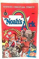 -Noah's Ark 1975-Spire Christian Comics-Al Hartley art-VG