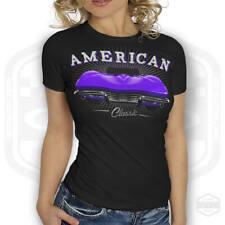 67 Chevrolet Corvette Stingray Women's T-Shirt Black   S-2XL   Made In USA by...