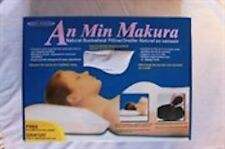 An Min Makura Natural Buckwheat Hull Pillow - FREE Pillow Case Included
