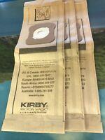 Genuine Kirby Micron Magic Vacuum Bags 197294 Generation series, G3, G4, G5, G6