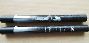 Shimano Missile Carbon Fully Integrated Aero Bars Extensions