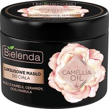 BIELENDA Camellia Oil luksusowe masło do ciała/ Luxurious body butter