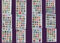 Stamp Collection Sweden Finland Denmark Iceland Norway & The United States