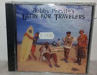 CD BOBBY PREVITE'S LATIN FOR TRAVELERS - MY MAN IN SYDNEY - NUOVO NEW