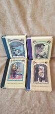 A Series of Unfortunate Events Books (Lot of 4)