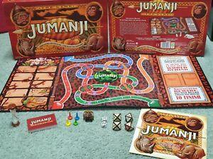 Jumanji Board Game 2018
