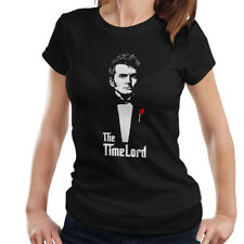 Doctor Who The Timelord Inspired by The Godfather Women's T-Shirt
