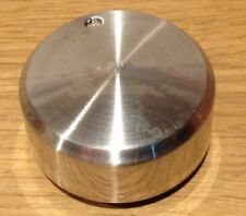 KENWOOD CK232DFA GAS OVEN CONTROL KNOB IN SILVER GENUINE PART