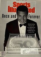 Muhammad Ali Sports Illustrated January 13, 1992