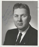 Raymond D. Gary Signed 8x10 Photo Autographed Signature Governor