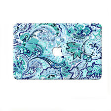 Elegant Patterns PC Full Body Protection Case Hard Cover for Macbook Mac Book