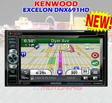 KENWOOD EXCELON DNX691HD  NEW 2014 MODEL  NEW 2014 MODEL REPLACES DNX690HD
