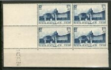 Timbres architecture avec 2 timbres