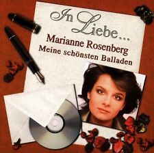 Marianne Rosenberg-in amore... le mie più belle ballate CD NUOVO & OVP!