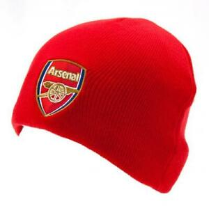 Arsenal Hat beanie hat Knitted Ski Hat Red Official product One Size fits all