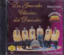 Silverio fuentes y su Danzonera Aragon Los Grandes Clasicos del Danzon CD New