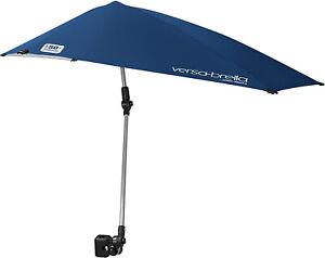 Versa Brella Adjustable Umbrella Universal Clamp Rugged Cover Durable Connector