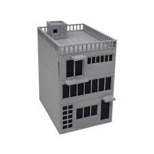 Outland Models Modelleisenbahn Gebäude 3-stöckiger Laden 1:72