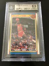 1988-89 Fleer #120 Michael Jordan AS BGS 8.5 NM-M+ w/9.5 9.5 9 sub RE-GRADE?