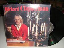 33 TOURS / LP--RICHARD CLAYDERMAN--LES MUSIQUES DE L'AMOUR--1980
