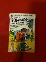 According to Professor Hoyle Television Trivia Card Game Series 2