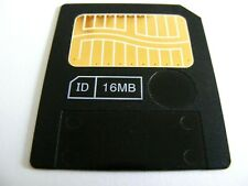8MB / 16MB Smart Media Card ( 8 MB / 16 MB SM Karte ) FUJIFILM gebraucht