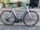 2015 Cervelo R2 56cm road bike white