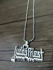Judas Priest  Necklace 925 Silver Plated