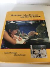 Elementary School Science and How to Teach It Eighth Edition