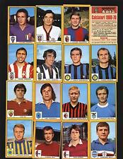 FIGURINE CALCIATORI EDIS 1969/70!!!!NUOVI ARRIVI!!!!!!!!!!!!!!!!!!!!!!!!!!!!!!!!