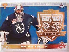2001-02 TITANIUM ALL STAR , PATRICK ROY # 6  ! BOX  47