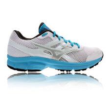 Chaussures blanches Mizuno pour fitness, athlétisme et yoga