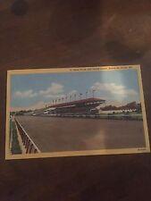 Havre De Grace, Maryland, Race Track, Grand Stand, Postcard