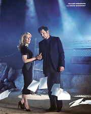 The X-Files NEW 2016 Mulder Scully Promo 10x8 Photo