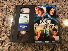 Young Frankenstein VHS! 1974 Very Nice Print! The Adams Family Dracula