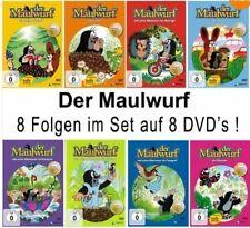 Der Maulwurf und seine Freunde | 8 DVDs | Set | 43 Episoden | Filmstar[FSK0] DVD